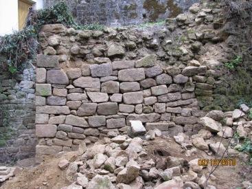 Drystone Wall Repair