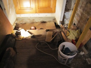 Rotten Floors