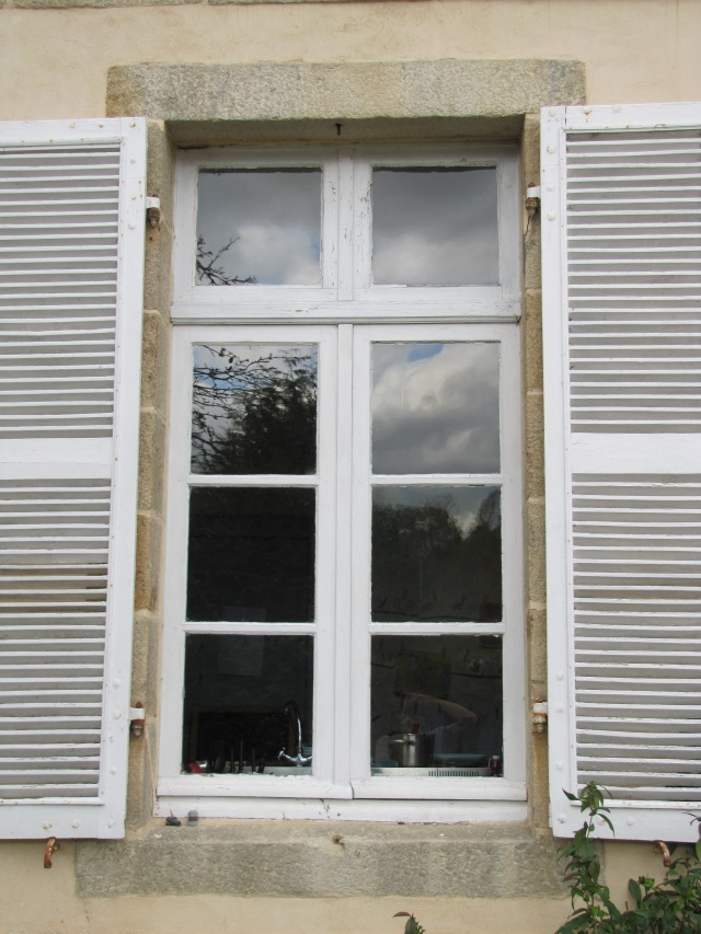 Grand house adventure Wood window restoration
